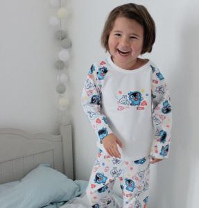 Tiguidou, le pyjama connecté qui vous aide à coucher votre enfant