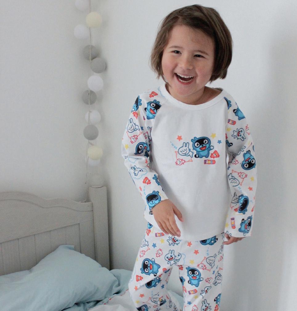 pyjama enfant tiguidou