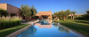 Envie de s'évader ? Optez pour la location d'une villa de prestige à Marrakech