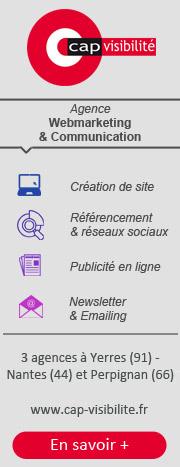 Cap Visibilité : agence marketing Paris Nantes Perpignan