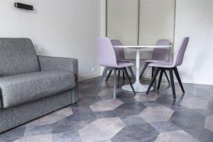 Chantier de rénovation : Amtico habille les sols de l'apart'hotel Citadines Trocadéro