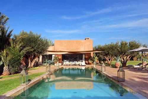 Location villa avec piscine Marrakech