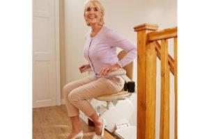 Optez pour un monte-escalier pour faciliter vos déplacements