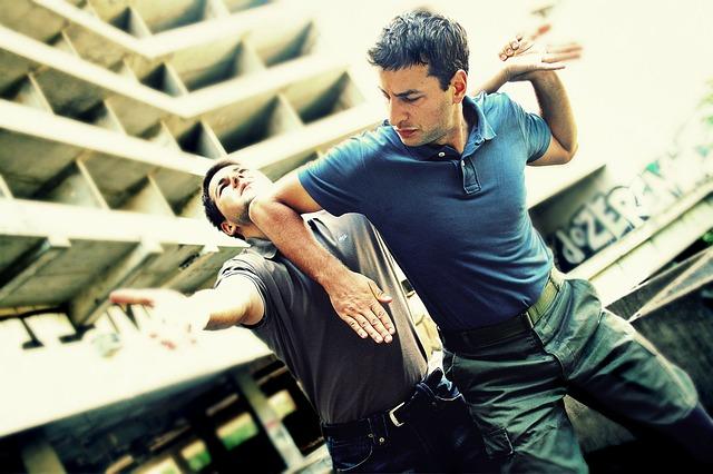 techniques de self défense